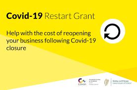 Restart Grant for small businesses