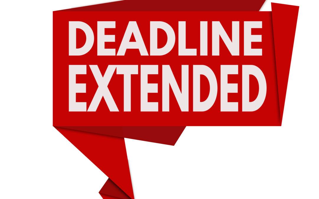 Income Tax Deadline Extension