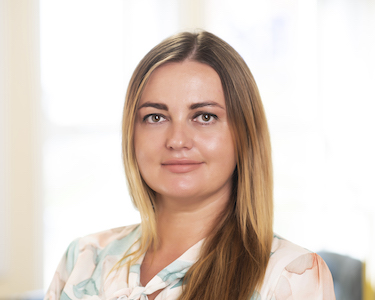 Lyudmyla Pashko